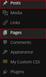 pages-posts-wp-menu